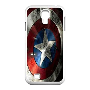Cell Phone case Captain America Cover Custom Case For Samsung Galaxy S4 I9500 MK9Q962766