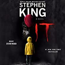 It Audiobook by Stephen King Narrated by Steven Weber