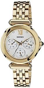 Seiko - Reloj de pulsera mujer