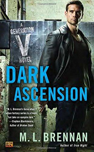 book cover of Dark Ascension