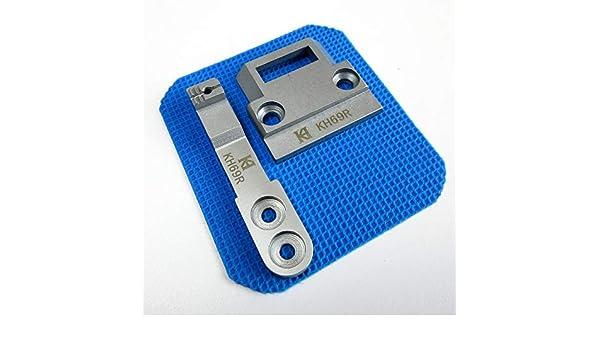 Kh-69-R - Placa de garganta y alimentador para máquina de coser ...