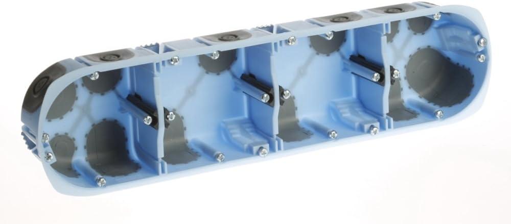 EUR--52065 boite dencastrement DOUBLE AIRMETIC 67 Profondeur 50 ENT 71