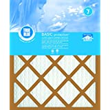 20x24x1, True Blue Air Filter, MERV 7, by Protect Plus Industries