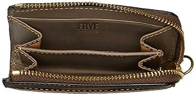 FRYE Ilana Harness Small Zip Around Wallet