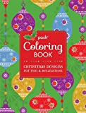 Posh Adult Coloring Book: Christmas Designs for Fun & Relaxation