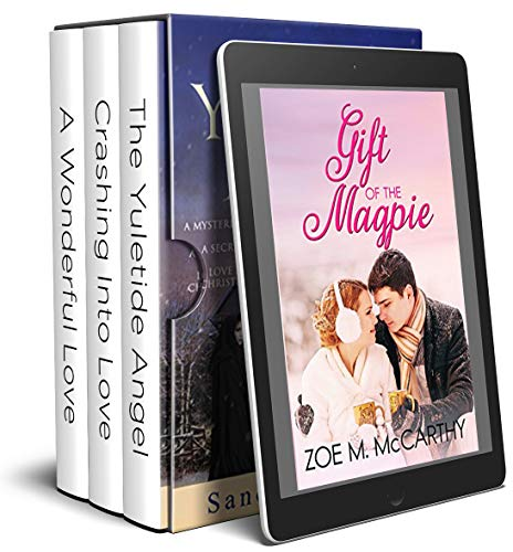 Christmas Romance Box Set (Lost In Love Book 4)