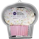 "Wilton Novelty Cupcake Pan, 9.75""X9.5""X5""X2"""