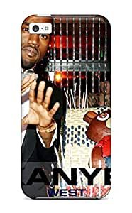 Iphone Cover Case - Kanye West Anime Protective Case Compatibel With Iphone 5c
