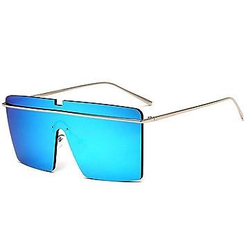 Gafas de Sol Plaza Grande Extragrande Gafas de Sol Unisex ...