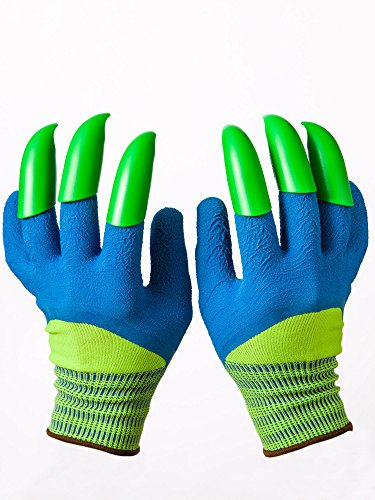 Honey Badger Garden Genie Gloves- All Women's Sizes & Colors/Delivers Within 3-5 Days Guaranteed - Premium Product- Holiday ()