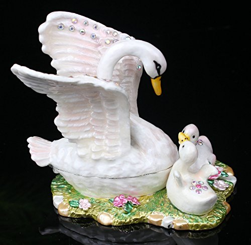 Swan Crystal Satin - 4