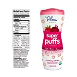 Image of Plum Organics Super Puffs Variety Pack, 1.5 Ounce (Pack of 8)