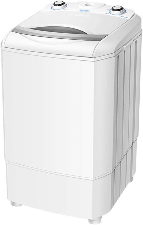 Lavadora Feifei Mini Semi-automática Deshidratación Ahorro de energía Barril 400W