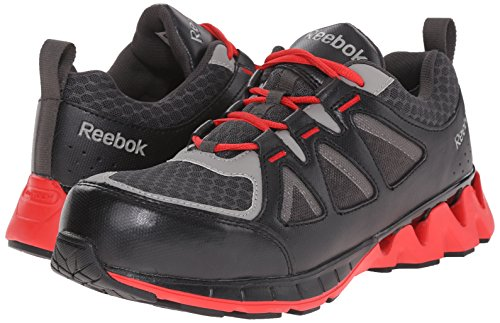 Reebok Work Mens Zigkick Work RB3000 Athletic Safety Shoe