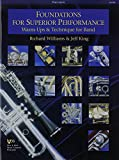 img - for W32PR - Foundations for Superior Performance: Warm-ups and Technique for Band: Percussion book / textbook / text book