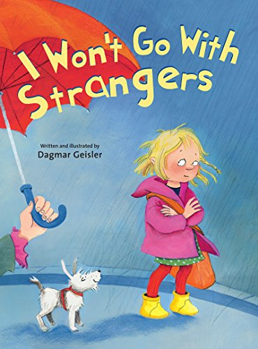 I Won't Go With Strangers by Sky Pony Press (Image #2)