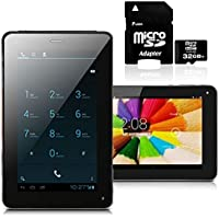 inDigi® 7 Android 4.2 JB Tablet PC GSM Wireless Phone Feature + Free Memory Card 32GB!