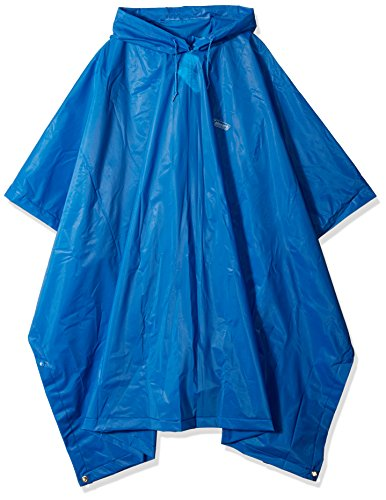 Coleman Adult EVA Poncho,Blue,One size