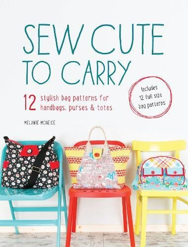 Sew Cute Carry Patterns Handbags product image