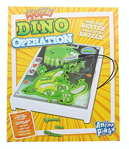 Anker Play Dino Dissection -