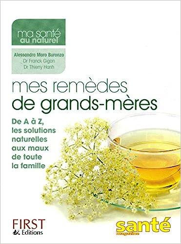 En ligne MES REMEDES DE GRANDS-MERES pdf, epub