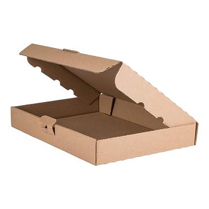 100 St/ück Maxibrief Warensendung Karton Versandkartons Verpackung 350 x 250 x 50 B4 /…