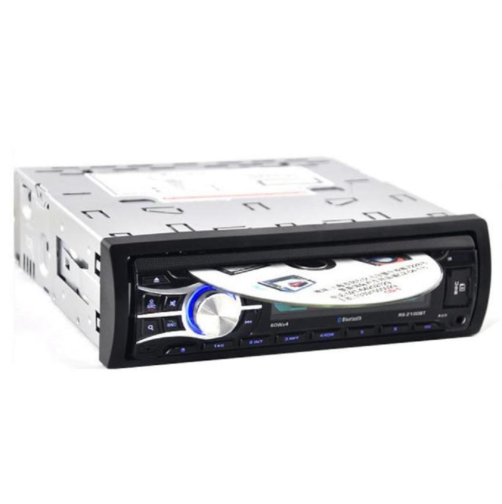 Sannysis - Autoradio CD-Receiver DIN 1 (single DIN) Auto Audio Bluetooth esté reo Unidad Jefe de MP3