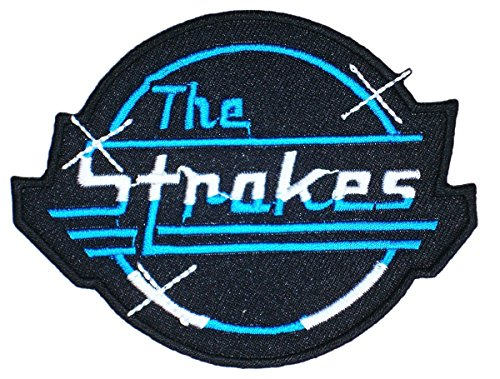 STROKES Shirts MT08 Embroidery Patches product image