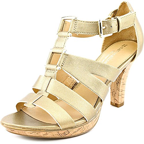 Naturalizer Dafny Nos Damen 6 Sandale Ouro