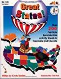 Great States!, Cindy Barden, 1573100188