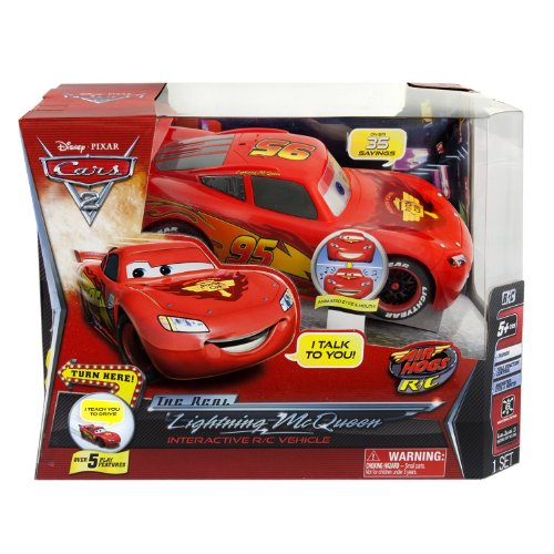 Air Hogs Disney Pixar Cars 2 Interactive Radio Control Vehic