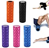 Klapp Foam Roller, Balance Exerciser , Colour May Vary (Hard)
