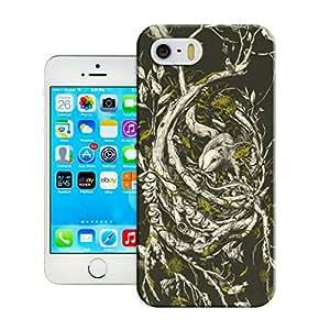 LarryToliver Customizable Exquisite artwork Logo iphone 5/5s case hard back cover
