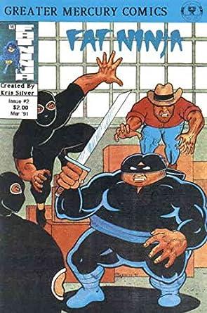 Amazon.com: Fat Ninja (Greater Mercury) #2 FN ; Greater ...