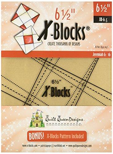 (X-Block 65XB Rotary Cutting Tool, 6-1/2-Inch)