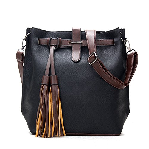 VINICIO Women's Fashionable Tassel Large Capacity Bucket Handbag Shoulder - Buy Online Baby Dior