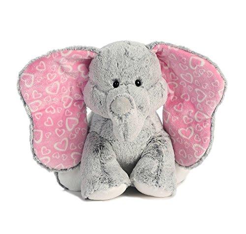 aurora-world-lots-of-love-grey-elephant-plush-large