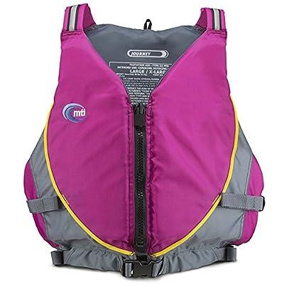 MTI Adventurewear Women's Journey Life Jacket from MTI Adventure Wear
