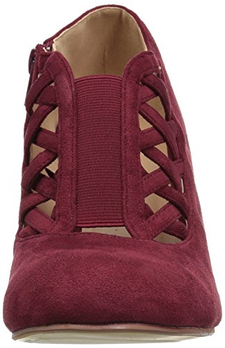 Pump Co Women's Brinley Poppy Wine q7Bw1w