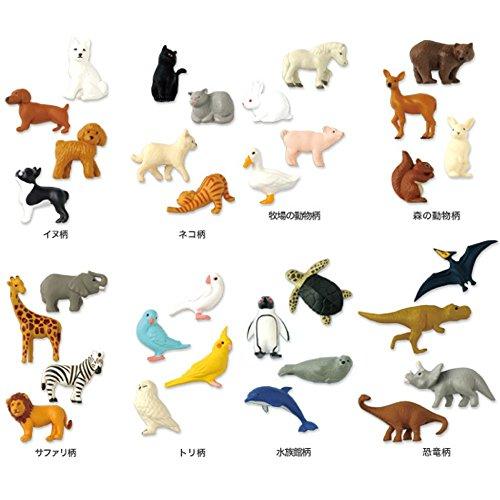 Midori Mini Magnet, Forest Animals (49758006) Photo #4