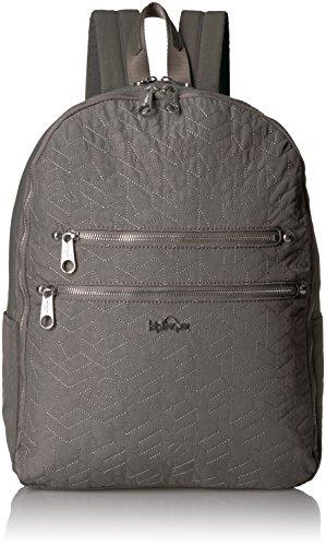 Kipling Tina Quilted Laptop Backpack Backpack by Kipling