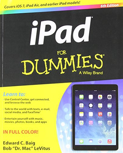 Price comparison product image iPad For Dummies