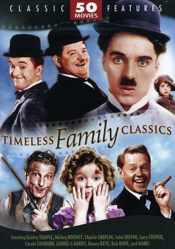Timeless Family Classics: 50 Movie Set (Box Dvd Sets Musical)