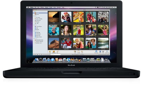 Apple Black Macbook