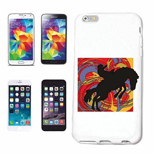 """cas de téléphone iPhone 7+ Plus """"VINTAGE EQUITATION RIDER ÉQUESTRE DRESSAGE HORSE HEAD RIDING RODEO COWBOY JUMPING HORSE STALLION PONY"""" Hard Case Cover Téléphone Covers Smart Cover pour Apple iPhone e"""