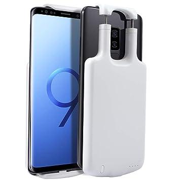EASYCOB Funda Batería para Samsung Galaxy S9 Plus 5000mAh ...