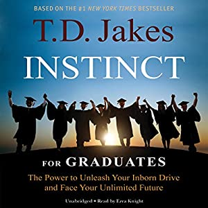 INSTINCT for Graduates Audiobook