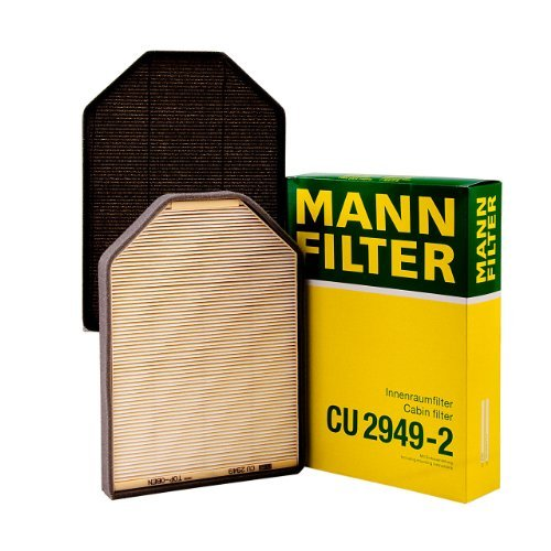 Mann-Filter CU 2949-2 Cabin Air Filter by Mann Filter