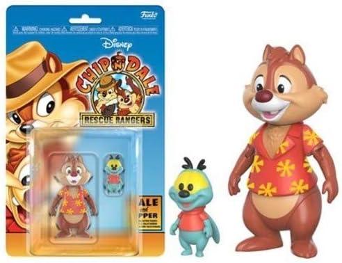 FUNKO DISNEY CHIP /'N/' Dale Rescue Rangers chip de 4 Pulgadas Figura De Acción Coleccionables