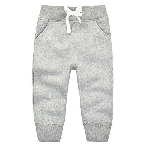 Fleece Baby Sweatpants - 1